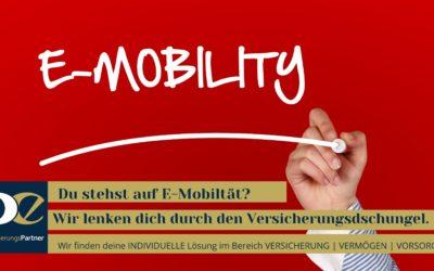 Elektromobilität versichern