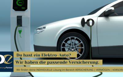 Versicherung Elektroauto