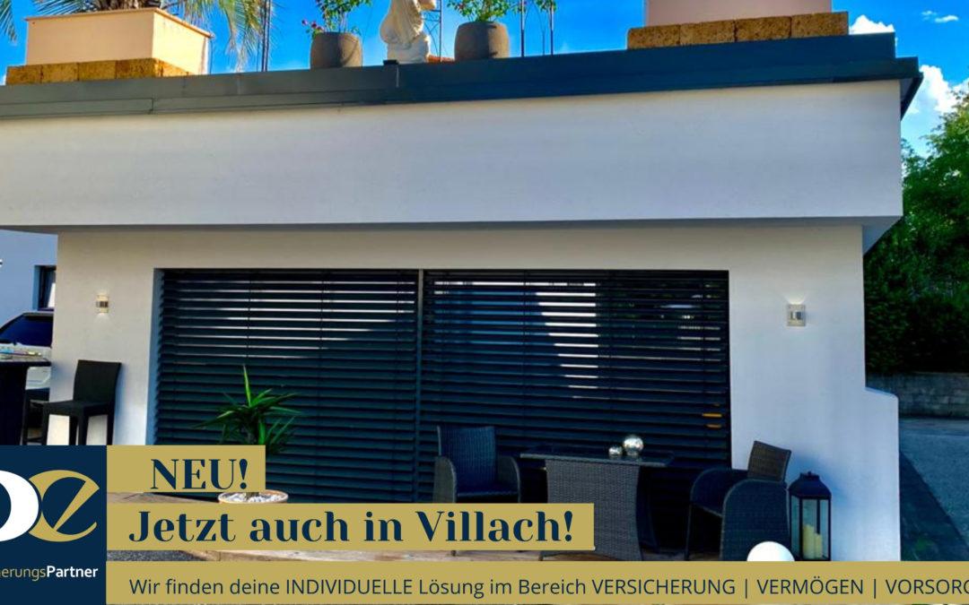 Zweiter Standort in Villach
